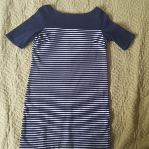 Gap knit A line dress